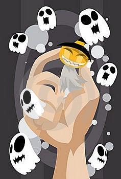 Wandering Spirit Stock Image - Image: 15750581