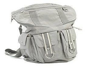 Female Bagpack   Isolated Stock Images - Image: 15751424