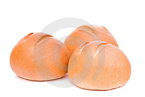 Fresh Wheat Bread Royalty Free Stock Images - Image: 15757269