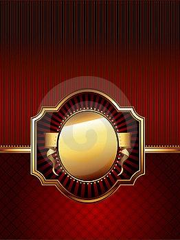 Ornate Frame Stock Images - Image: 15757564