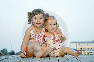 The Childhood Royalty Free Stock Photo - Image: 15760315