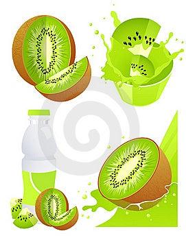 Kiwi Products Stock Photography - Image: 15760632