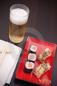 Sushi Royalty Free Stock Image - Image: 15761176