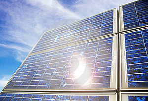 Solar Panel Stock Images - Image: 15762034