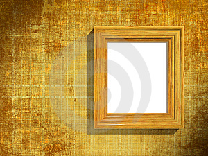 Wooden Frame Royalty Free Stock Images - Image: 15763179