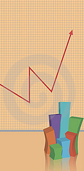Graph Stock Photos - Image: 15766683