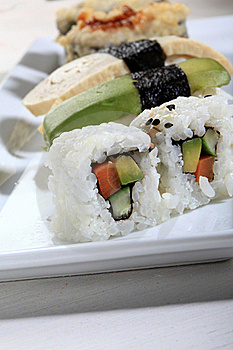 Sushi Stock Photo - Image: 15767640