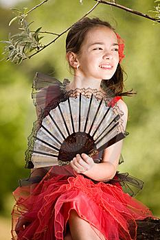 The Seduction Royalty Free Stock Photography - Image: 15768757