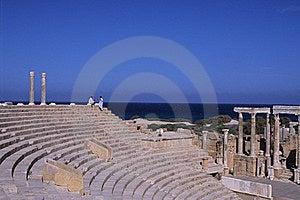 Roman Theater Stock Photo - Image: 15768970