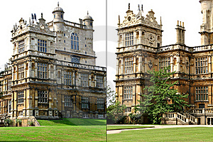 Wollaton Hall Stock Photos - Image: 15769273