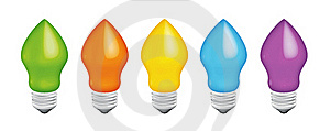 Color Bulb Stock Images - Image: 15770744