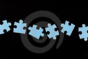 Puzzle Piece Background Stock Photo - Image: 15775310