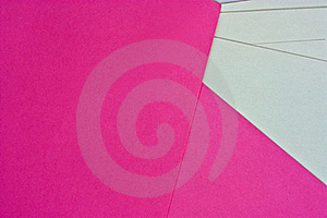Pink And White Paper Stock Photography - Image: 15776012