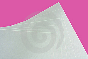 Sheets Of Paper Stock Photo - Image: 15776070