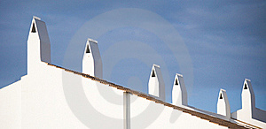 Spanish Roof Royalty Free Stock Photography - Image: 15777367