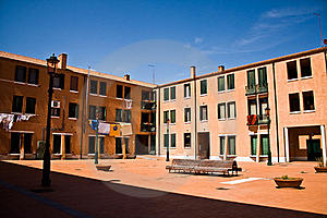 Murano Apartments Royalty Free Stock Images - Image: 15777429