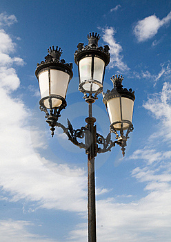 Street Lights Royalty Free Stock Photos - Image: 15777648