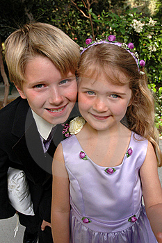 Weddingkids Stock Images - Image: 15778034