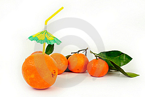 Orange Drink Royalty Free Stock Photos - Image: 15778808
