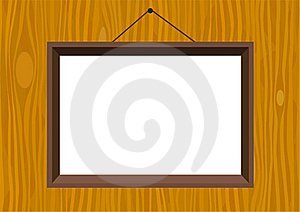 Frame On Wall Pattern Stock Photography - Image: 15786912