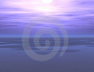 River Sunset Sight Stock Photography - Image: 15787932