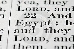 Egypt Text Stock Photos - Image: 15789863