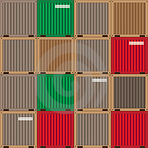 Industrial Patchwork Pattern Stock Photo - Image: 15793930
