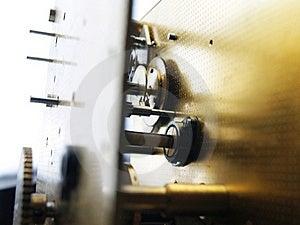 Clock Machine Royalty Free Stock Photo - Image: 15797255