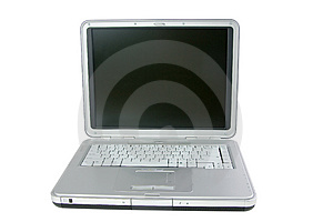Laptop Free Stock Photography