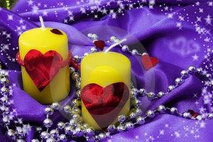 Romantic Illustration Stock Images - Image: 1584424