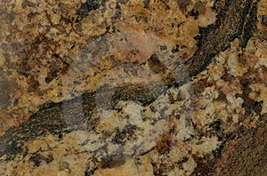 Surface Of The Granite. Reddish-brown Shades. Royalty Free Stock Photos - Image: 15801088