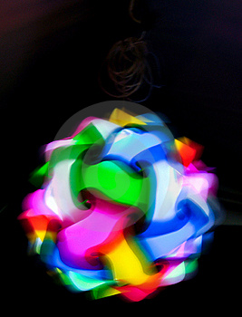 Colorful Lighting Royalty Free Stock Image - Image: 15801366