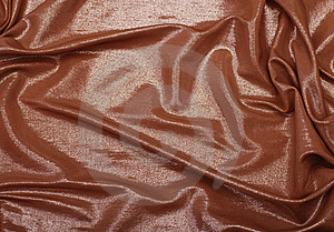 Golden Folded Textile Background Stock Images - Image: 15801974