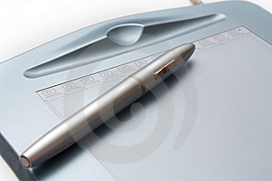 Graphics Tablet Royalty Free Stock Images - Image: 15803149