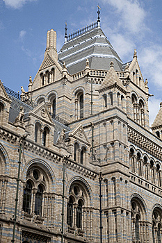 National History Museum In London Stock Image - Image: 15809471