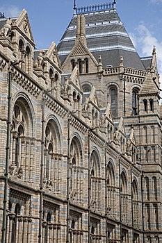 Het Nationale Museum Van De Geschiedenis, Londen Royalty-vrije Stock Fotografie - Afbeelding: 15809597