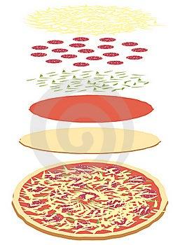 Pizza Stock Photos - Image: 15809743