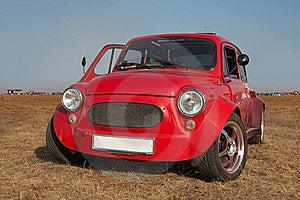 Old Soviet Car Stock Image - Image: 15810281