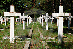 Military Cemetery Stock Photography - Image: 15811432