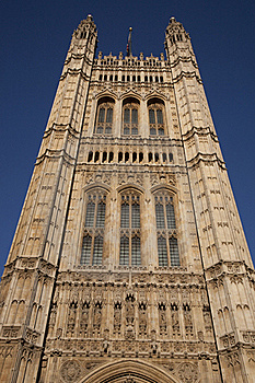 Houses Of Parliament At Westminster Stock Photo - Image: 15812620