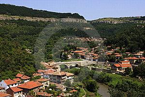 Veliko Tarnovo, Bulgaria Stock Images - Image: 15818494