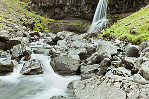 Beautiful Waterfall Stock Photos - Image: 15818683