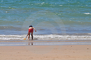 At The Beach Stock Photo - Image: 15820880