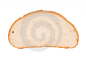 Sliced Wheat Bread Stock Image - Image: 15821491