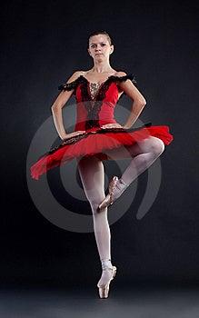 Beautiful Ballerina Stock Photo - Image: 15824430