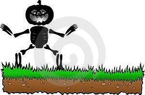 The Halloween  Designs Royalty Free Stock Images - Image: 15825269