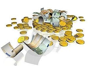 Money Stock Photo - Image: 15825730