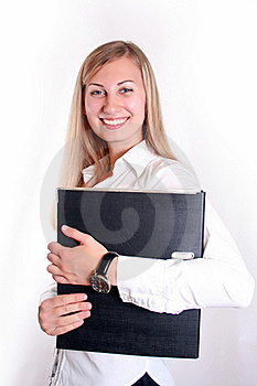 Business Woman Royalty Free Stock Photos - Image: 15829718