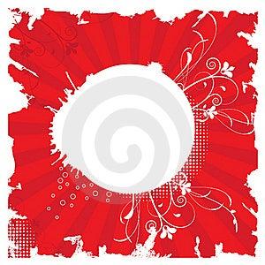 Red Grunge Background Stock Photo - Image: 15830210