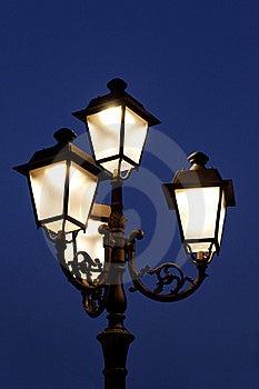 Streetlights Royalty Free Stock Photo - Image: 15832305